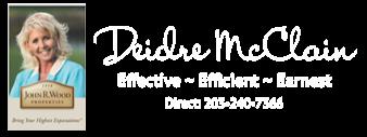 Deidre McClain - Realtor Deidre McClain